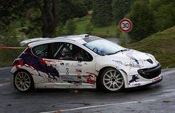 Rallye National du Pays de Saint Yrieix (2ème div.) (58 partants, 44 classés)