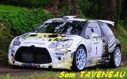 Rallye Régional de La Guirlande (74 partants, 59 classés)