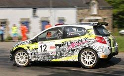 Rallye Régional du Morbihan (56 partants, 45 classés)