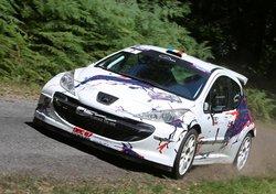 Rallye Régional de Saint Sornin-Leulac (69 partants, 48 classés)