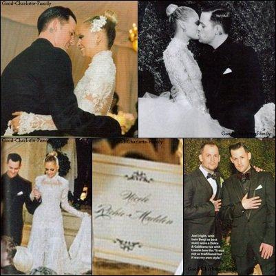 Interview Joel Maden + Autres photos du mariage