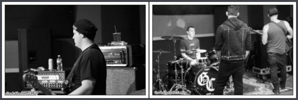 Rehersal for Tour 2011 - Répététion pour la tournée 2011