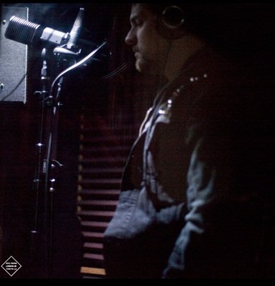 Madden Bro in studio