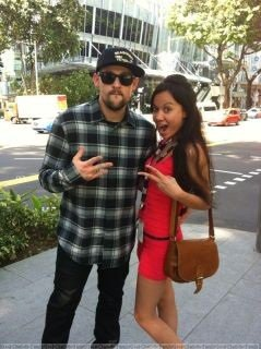Joel Madden : Interview with Jill