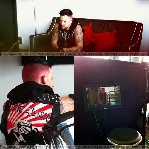 Interview de Deano + Joel Madden lors de son Interview pour The Voice