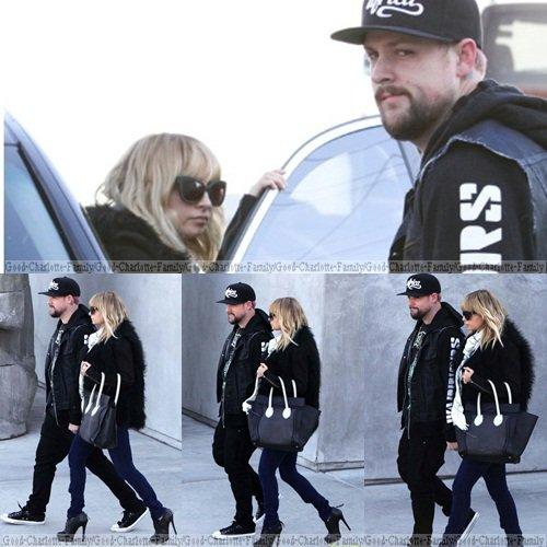 Joel & Nicole dans LA Maxfield