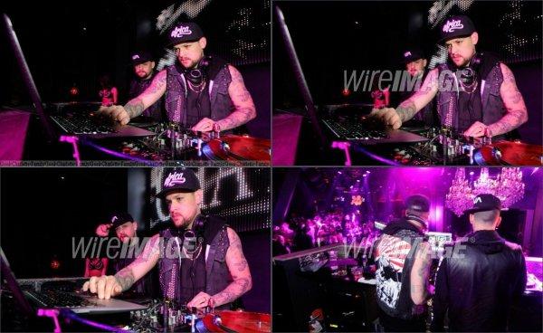 Joel Madden & Benji Madden - DJ set NYE - Las Vegas