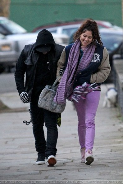 Benji Madden & Eliza Doolittle in London - Primrose Hill -- 29th January