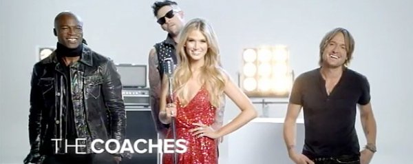FIRST LOOK at The Coaches for THE VOICE Australia