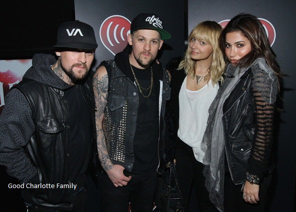 Joel Benji & Nicole at IHeartRadio Concert Benefits