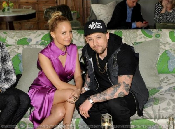 4th Annual Roc Nation Pre-GRAMMY Brunch Joel Madden & Nicole Richie
