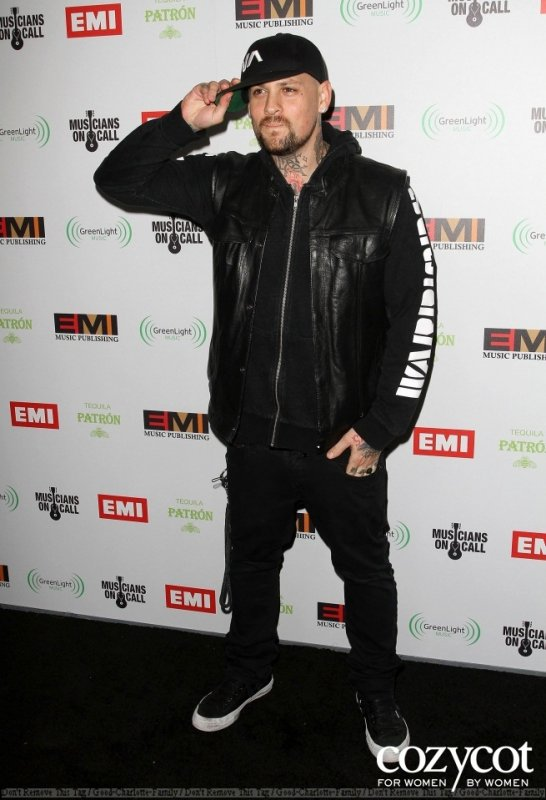 Benji Madden - Grammy After Party