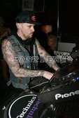 Joel Madden DJ set at 12th Planets - Australia - Sydney - 02.03.2012