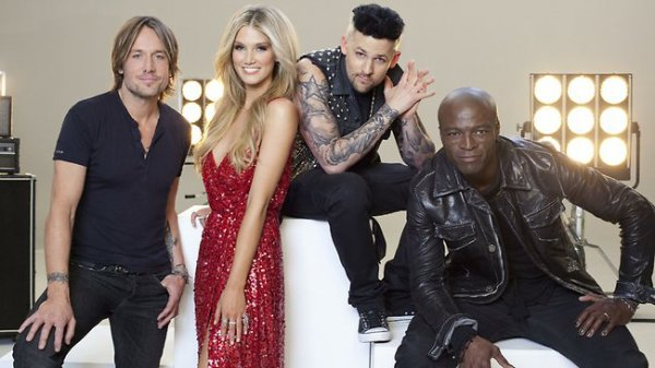Joel Madden + The Voice Australia