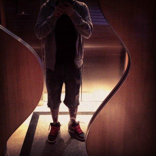 Joel Madden's personal pics