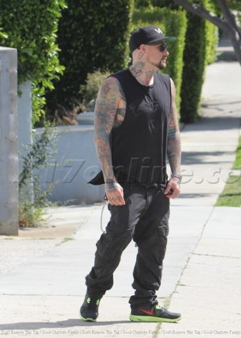Benji Madden & Eliza Doolittle in Beverly Hills - 06.03.2012