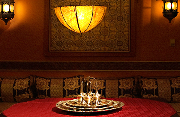 Authentic Moroccan Cuisine at The Casbah