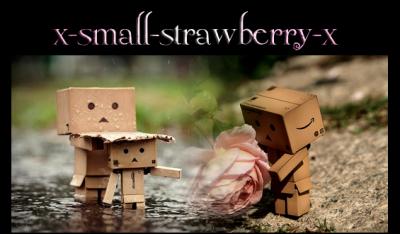 • Interview de X-Small-Strawberry-X •