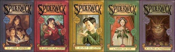 les chroniques de spiderwick :