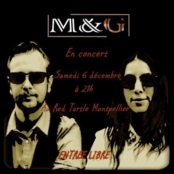 M&G en concert