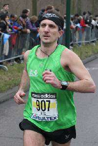 Dimanche 4 Mars 2012 :  Semi-Marathon de Paris (21,1 Km courus en 1 Heure 20 Minutes 59 Secondes)