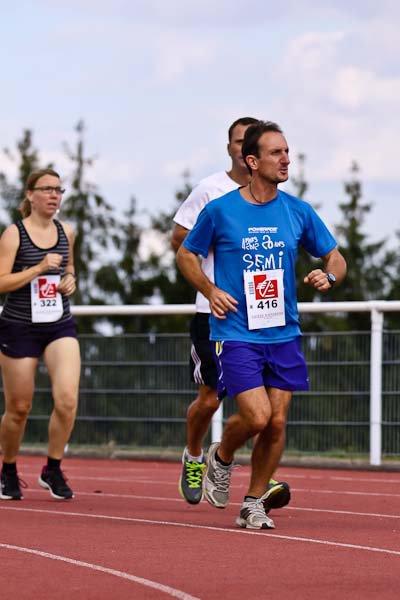 Dimanche 16 Septembre 2012 :  Trail du Haut Koenigsbourg  (23,5Km courus en 1 Heure 46 Minutes 45 Secondes)