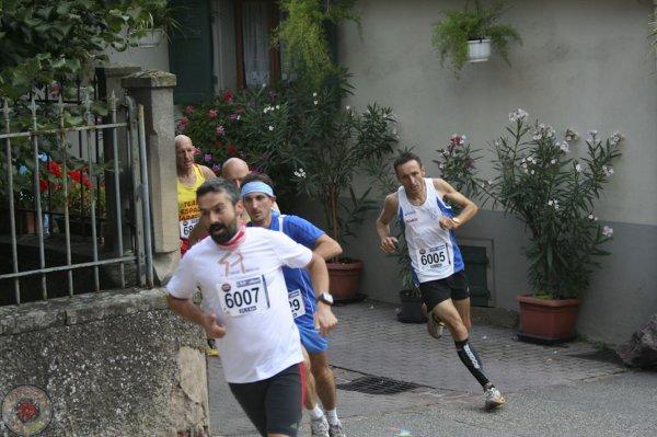 Dimanche 23 Septembre 2012 :  Foulées des 4 Portes de Rosheim (21,100 Km courus en 1 Heure 23 Minutes 45 Secondes)
