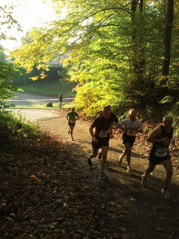 Dimanche 21 Octobre 2012 : Semi-Marathon d'Ottrott (21,100 Km courus en 1 Heure 36 Minutes 28 Secondes)