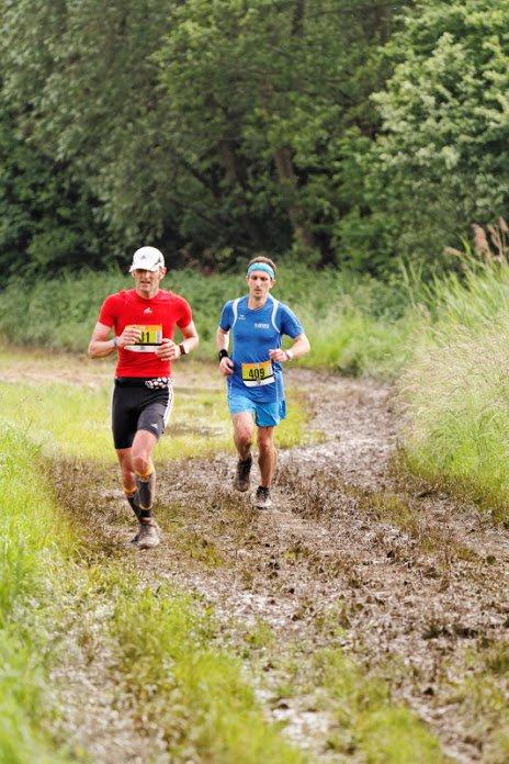Samedi 1e juin 2013 :  Trail du Kochersberg  (26Km courus en 2H02M)