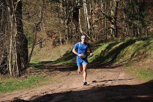 Dimanche 13 avril 2014 :  Mac 6 de Niederbronn (26 Km courus en 2H04M57S)