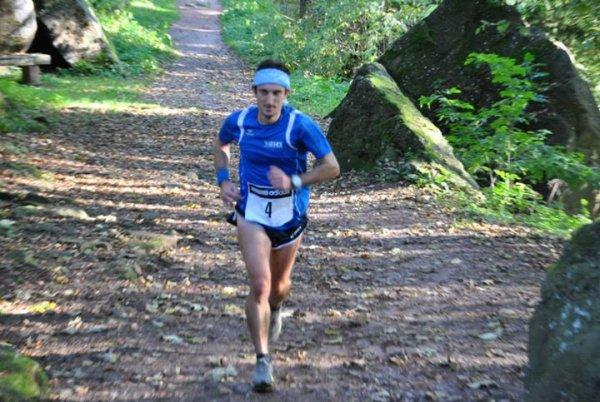 Dimanche 19 octobre 2014 :  Semi-Marathon d'Ottrott (21,100Km courus en 1H34M38S)