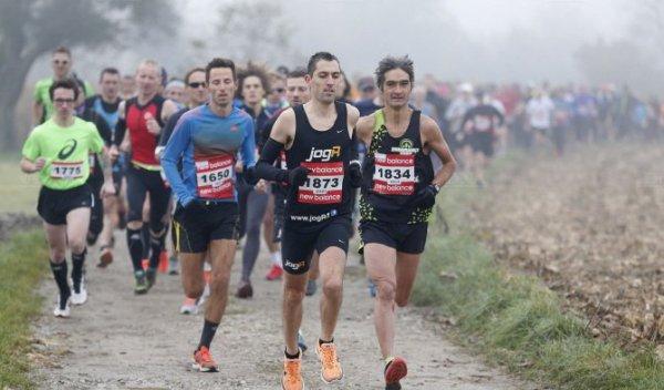 Dimanche 9 novembre 2014 :  Course de La Wantzenau (10Km courus en 36M39S)