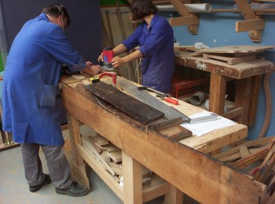 Restauration de meuble ancien blog de formationbois - Formation restauration de meubles ...