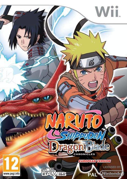 Naruto Shippuden:Dragon Blade Chronicles