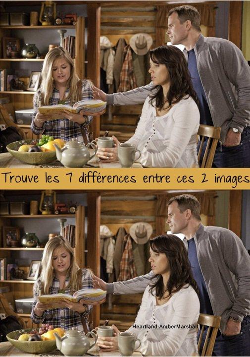 ---> jeu des différences <---