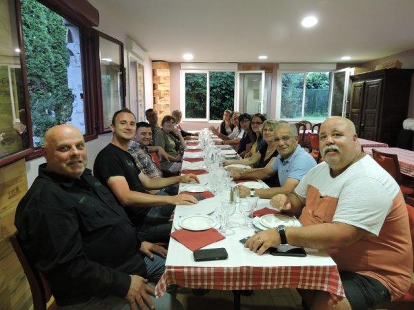 Week-end Corrèze et Landrauvergne 7/8 et 9 juillet 2017
