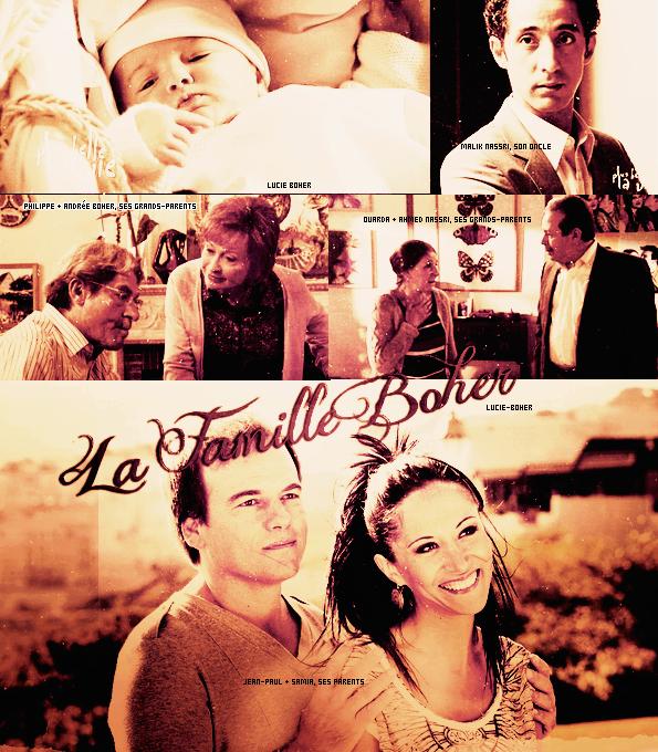 La Famille Boher :