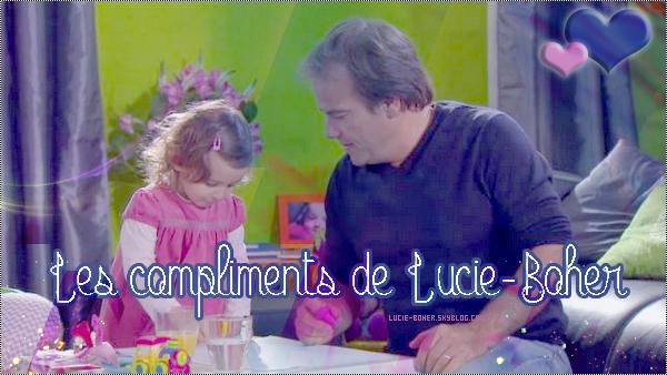 Les compliments de Lucie-Boher