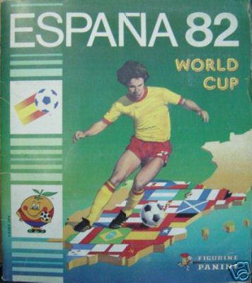 COUPE DU MONDE / WORLD CUP 1982
