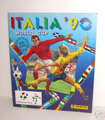 COUPE DU MONDE / WORLD CUP 1990