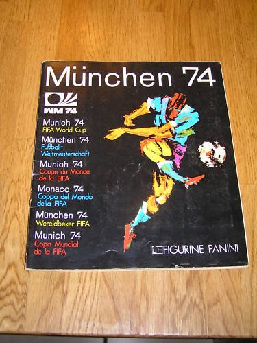 COUPE DU MONDE / WORLD CUP 1974