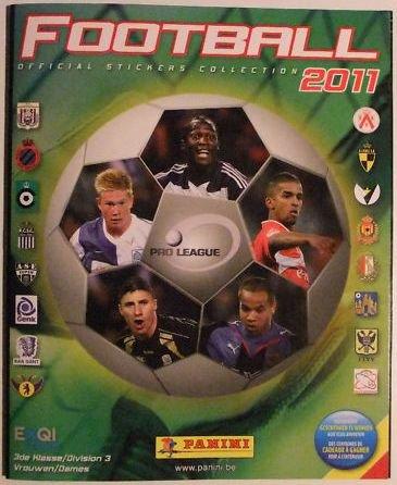 FOOTBALL 2011 BELGIQUE / BELGIUM