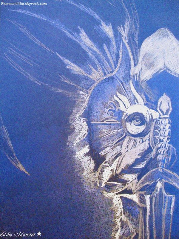 Brise les os et le corps s'en remettra. Brise l'esprit et le corps en mourra...