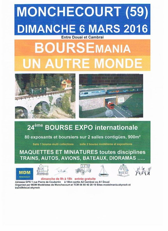 BOURSEMANIA 2016