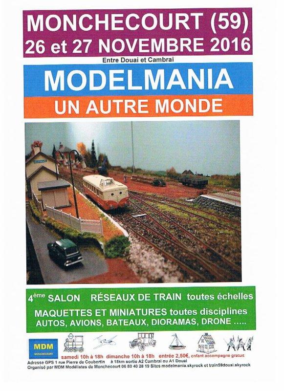 Modelmania 2016