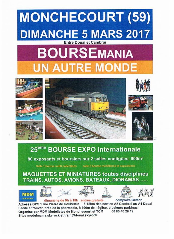 BOURSEMANIA 2017