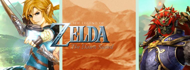 The legend of Zelda: the Dawn Sword