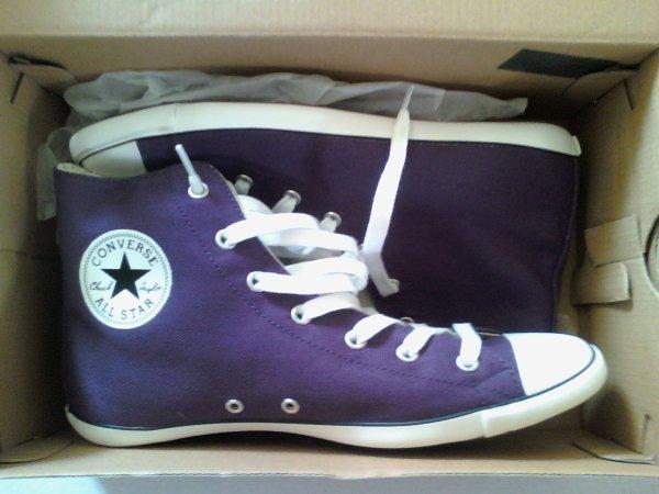 Converse... Tout simplement de superbes shoes ^^