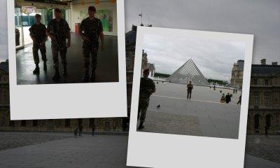 JUIN 2007 MOIS INTENSE POUR LE 5 QUI ARME UNE SECTION EN VIGIPIRATE A PARIS