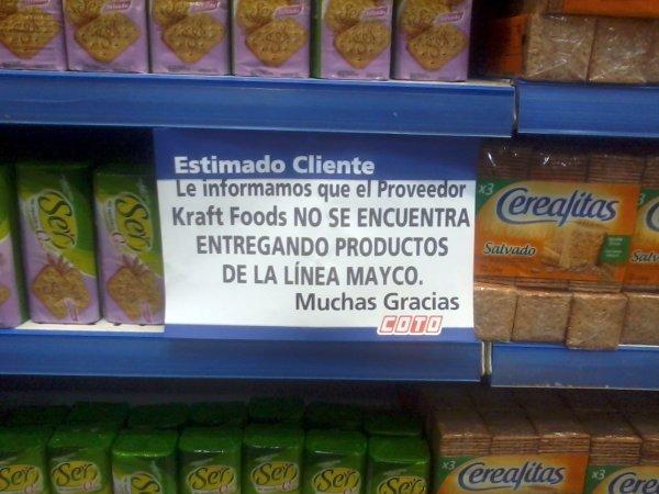 ¡AGUANTE MORENO & EL CONTROL DE PRECIOS!